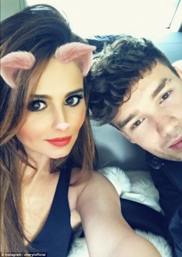 Love story: Cheryl and Liam confirmed their romance in February 2016, after first being linked the previous December having been re-acquainted at the 2015 X Factor final