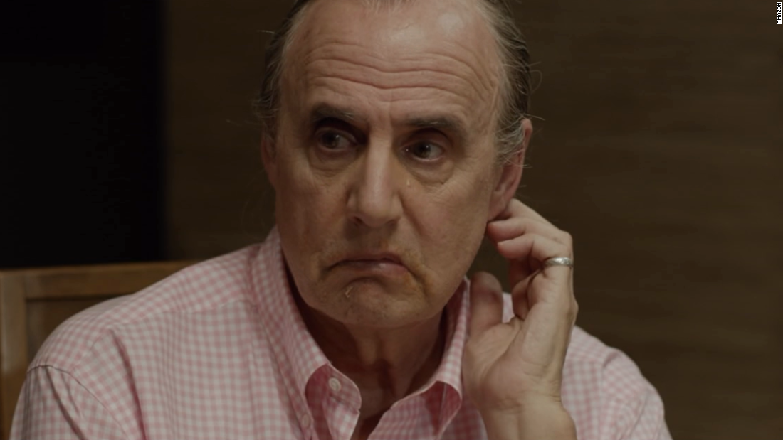 "<strong>Best actor in a TV series -- musical or comedy:</strong> Jeffrey Tambor, ""Transparent"""