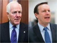 NBC News: John Cornyn, Chris Murphy 'Near Bipartisan Deal on Gun Control'