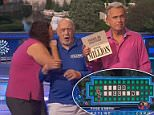 Unlucky Wheel of Fortune contestant Frank has sparked an outpouring of sympathy online after he narrowly missed out on the $1million prize