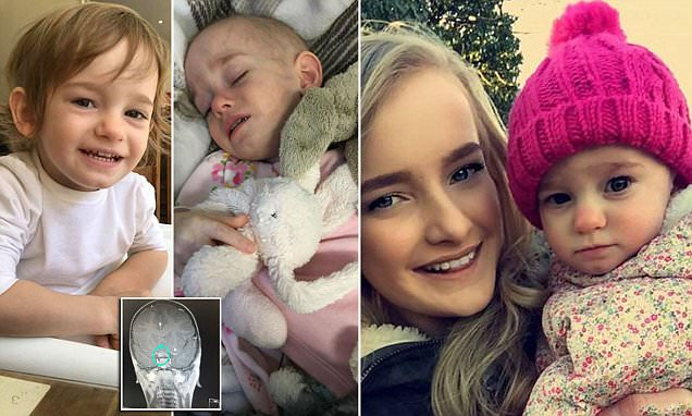Kent child's battle through chemo captured in images