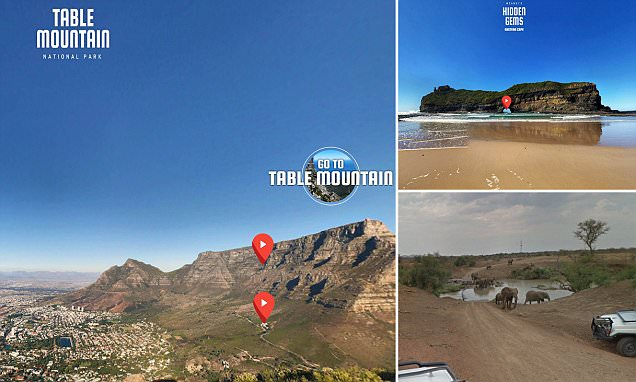 Explore South Africa at home thanks to Google Street View