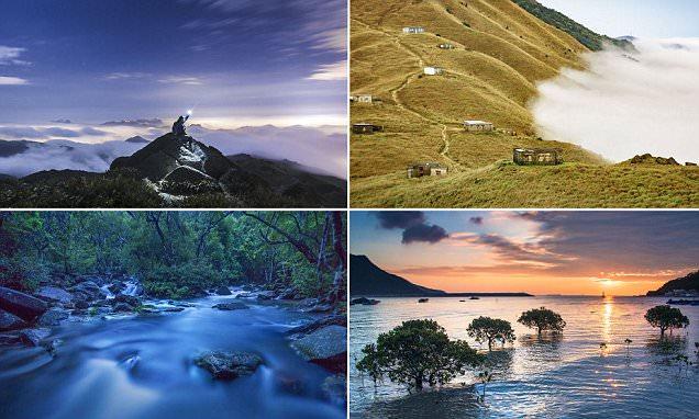The stunning natural beauty of rural Hong Kong revealed