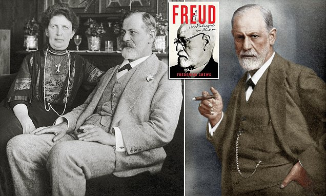 Was Freud really just a sex-mad old fraud?