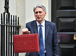 Remember that strong and stable promise? Chancellor Philip Hammond will hope that he can get the Tories back on message and on top in the Budget on Wednesday