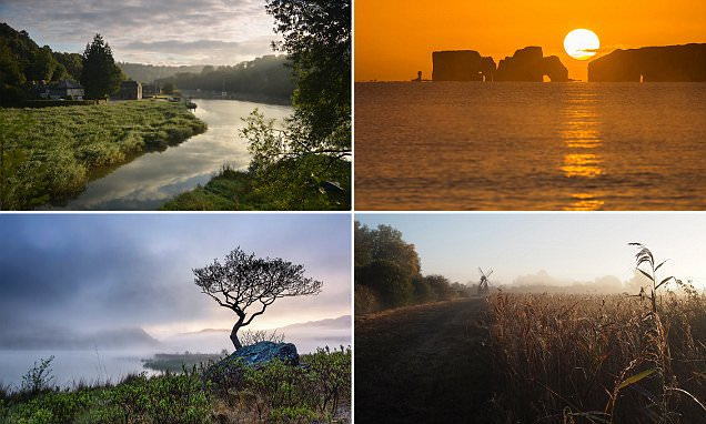 National Trust photo competition shows the best of Britain