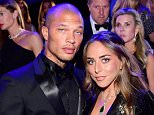 The couple were spotted kissing in June but Jeremy Meeks says he didn't even realise Chloe Green was a Topshop heiress when he met her