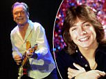 David Cassidy is in a coma and is suffering from multiple organ failure, according to reports. He is pictured here in 2016
