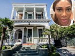 In an Instagram video posted on Saturday, Serena Williams plugged HomeAway for lending her an eight-bedroom mansion in New Orleans for her wedding week