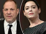 Disgraced movie mogul Harvey Weinstein (pictured, January 2017) allegedly had a secret 'hit list' of nearly 100 actors, publicists and producers as part of a strategy to silence his sexual assault accusers