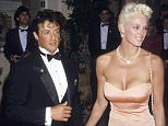 Sylvester Stallone's ex-wife Brigitte Nielsen (pictured with the star in 1987) has denied claims the star sexually assaulted a 16-year-old girl, saying he was with her the whole time