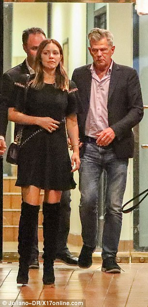 What's the truth:People 's insider reported that the stars were not dating and are platonic, calling them 'colleagues, collaborators and long time friends'