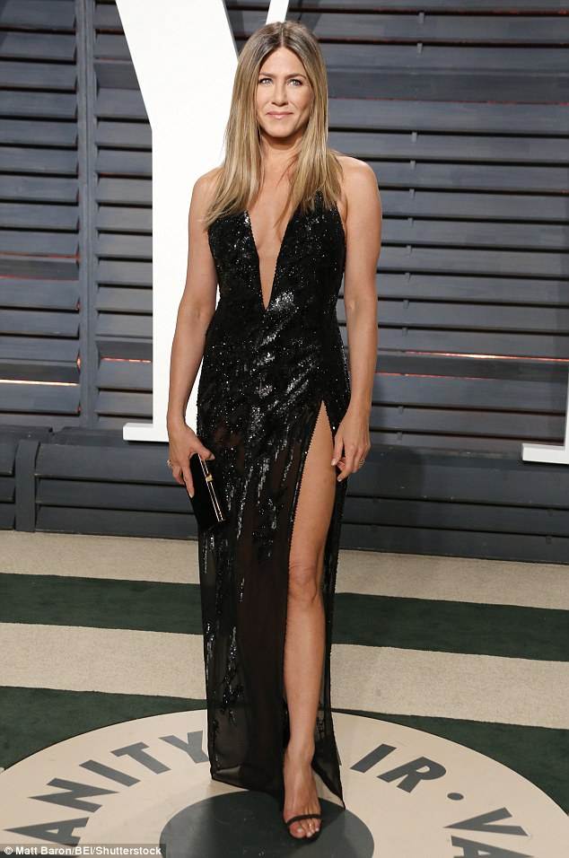 In the money! Jennifer Aniston, 48, came in at No. 2 this year with earnings of $25.5 million