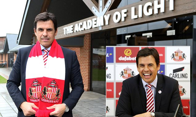 Chris Coleman adamant he chose right club in Sunderland