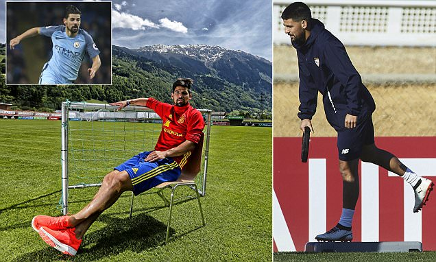 Nolito reflects on Manchester City and Pep Guardiola