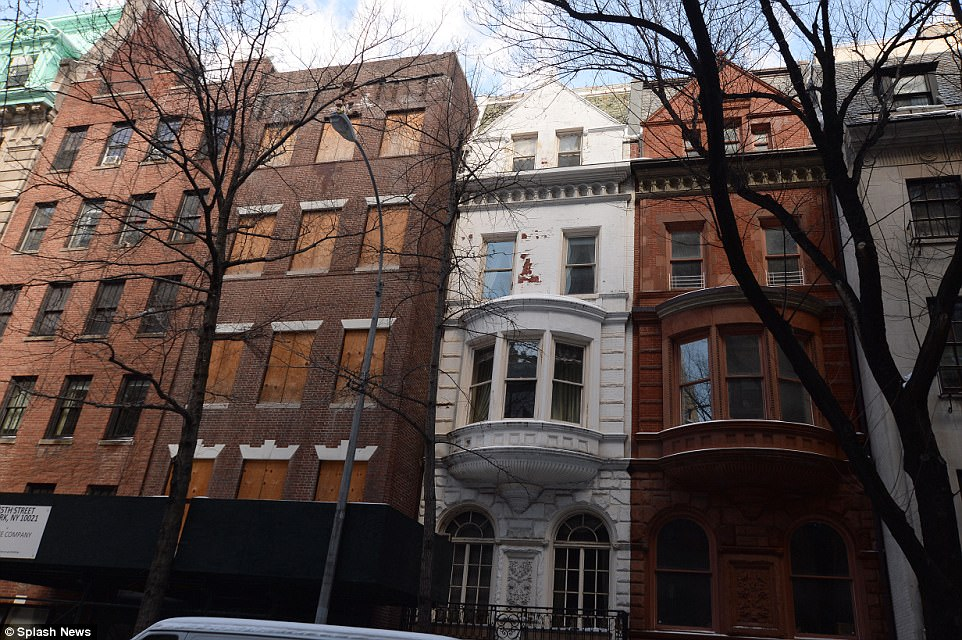 Real estate: Roman has numerous properties, including an 18,000 square-foot, $78 million mansion on New York's Upper East Side