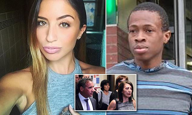 Family of Queens jogger Karina Vetrano weep in court