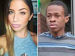 The parents of the Queens jogger Karina Vetrano, pictured,  wept in court as her accused killer went into details about the final moments of her life