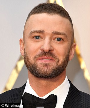 Justin Timberlake (pictured)