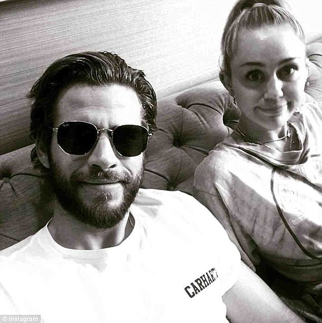'Nothing and no one stays the same': Earlier this month, Miley spoke to Cosmopolitan about what her parents Tish and Billy Ray Cyrus have taught her about marriage