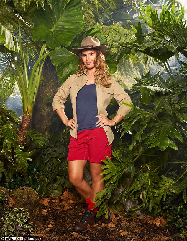 Warning: A camp doctor has revealed Rebekah Vardy is at particularly high risk of a fungal infection on I'm A Celebrity... Get Me Outta Here