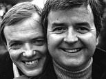 Rodney Bewes (second right), one half of the hit BBC show Whatever Happened To The Likely Lads, died yesterday aged 79. He is pictured withco-star James Bolam (second left),Janet Kelly (right) andKate Story (left)