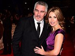 File photo dated 21/01/15 of Paul Hollywood and his wife Alex arriving for the National Television Awards at the O2 Arena, London. The couple are separating after nearly 20 years of marriage, they have said in a joint statement. PRESS ASSOCIATION Photo. Issue date: Wednesday January 21, 2015. See PA story SHOWBIZ Hollywood. Photo credit should read: Ian West/PA Wire