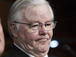 Texas Congressman Joe Barton has apologized for a leaked nude photo of him that is currently circulating online but says he no plans to resign over it