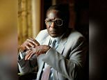 Chatunga Bellarmine Mugabe, one of the Zimbabwean dictator's four children, changed his profile picture on Facebook to this downcast image of his father to mark the end of the 37-year Mugabe reign