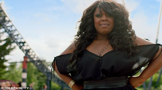'I want to be as big as Chaka Khan':She travelled to the UK because of her love of soul music, and feels that the UK is a gateway to the whole world and more people will appreciate soul music over here than in the smaller Netherlands