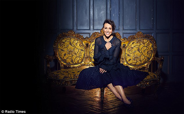 Looking back: Suranne Jones has admitted she is glad she left Coronation Street in 2004, as she discusses motherhood and Doctor Foster in a new interview with Radio Times