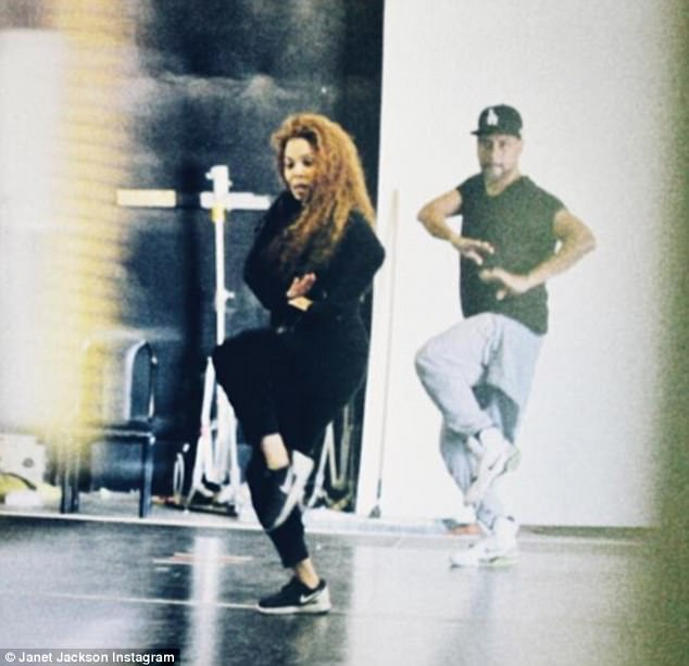 Work it!The pop icon, 51, posted a photo from the dance studio on Monday, teasing fans for her upcoming tour across the United States