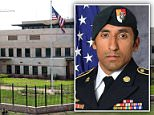 Army Staff Sgt. Logan J. Melgar (above) was found dead in his room in U.S. embassy housing in Bamako, Mali on June 4.The 34-year-old veteran's death is being investigated as a homicide after a military medical examiner said he died from strangulation