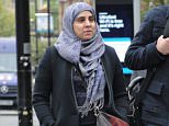 Aveesha Ahsan, 33,(pictured outside Inner London Crown Court on November 21) allegedly sexually assaulted the 16-year-old after telling her she had 'attractive and alluring' eyes