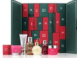 Packaged in a huge, brown book-fold box, Mankind¿s calendar (mankind.co.uk) has 25 pull-out drawers with a selection of full-sized men¿s grooming products