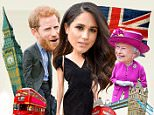 The beauty guru she shares with Gwynnie. The heiress who'll be her new bezzie... they're all on speed-dial as Meghan Markle prepares to be a princess in London