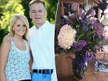 Bailey Sellers was gifted pre-paid flowers from her dad, Michael William Sellers, and received her last purple bouquet on Friday