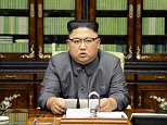Kim Jong-un's nuclear test caused an earthquake that killed dozens and injured up to 150 pupils in a nearby school