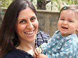 A programme aired by state TV in Iran focused on Nazanin Zaghari-Ratcliffe (pictured), who is serving a five-year prison sentence for allegedly planning the 'soft toppling' of Iran's government