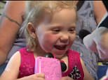 Two-year-old Kyra McKinlay was diagnosed with a rare and incurable genetic disorder just two weeks ago, as her parents were told this Christmas may be her last
