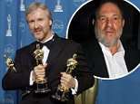 Put your dukes up!James Cameron told Vanity Fair he nearly got into a fight with producer Harvey Weinstein at 1998's 70th Academy Awards during a new interview with the mag