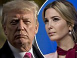 President Donald Trump is reportedly angry at his daughter, Ivanka, for slamming embattled Senate candidate Roy Moore