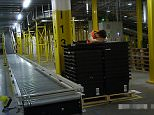 Amazon's staff are falling asleep on their feet because of extremely tough working conditions