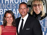 The mother of Silicon Valley CEO Anne Wojcicki (left with her ex, right) says A-Rod 'wasn't intelligent enough to carry a conversation' while he was dating her daughter
