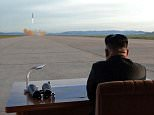 North Korea has fired another ballistic missile, the US military has confirmed today. Image from September 2017