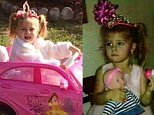 Police in North Carolina are desperately searching for missing three-year-old Mariah Kay Woods