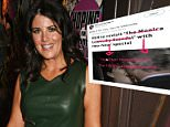 Monica Lewinsky hit out at CNN's HLN network for promoting a new two-hour documentary looking back at her affair with then-President Bill Clinton. Instead of naming it 'The Monica Lewinsky Scandal,' the former White House intern had other suggestions for a title