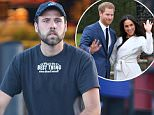 Thomas 'TJ' Dooley III, 26, of Mammoth Lakes, California, plans to visit Britain for the royal wedding at St George's Chapel in Berkshire