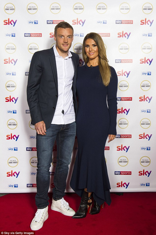 Strong: The mother-of-four revealed that her life began to turn around when she met husband Jamie. The pair have been married since May 2016