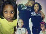 Deniya Irving, 7,was shot in the head in a deadly shooting in St. Louis last week and is brain dead